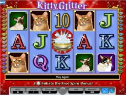Play Kitty Glitter Slots now!
